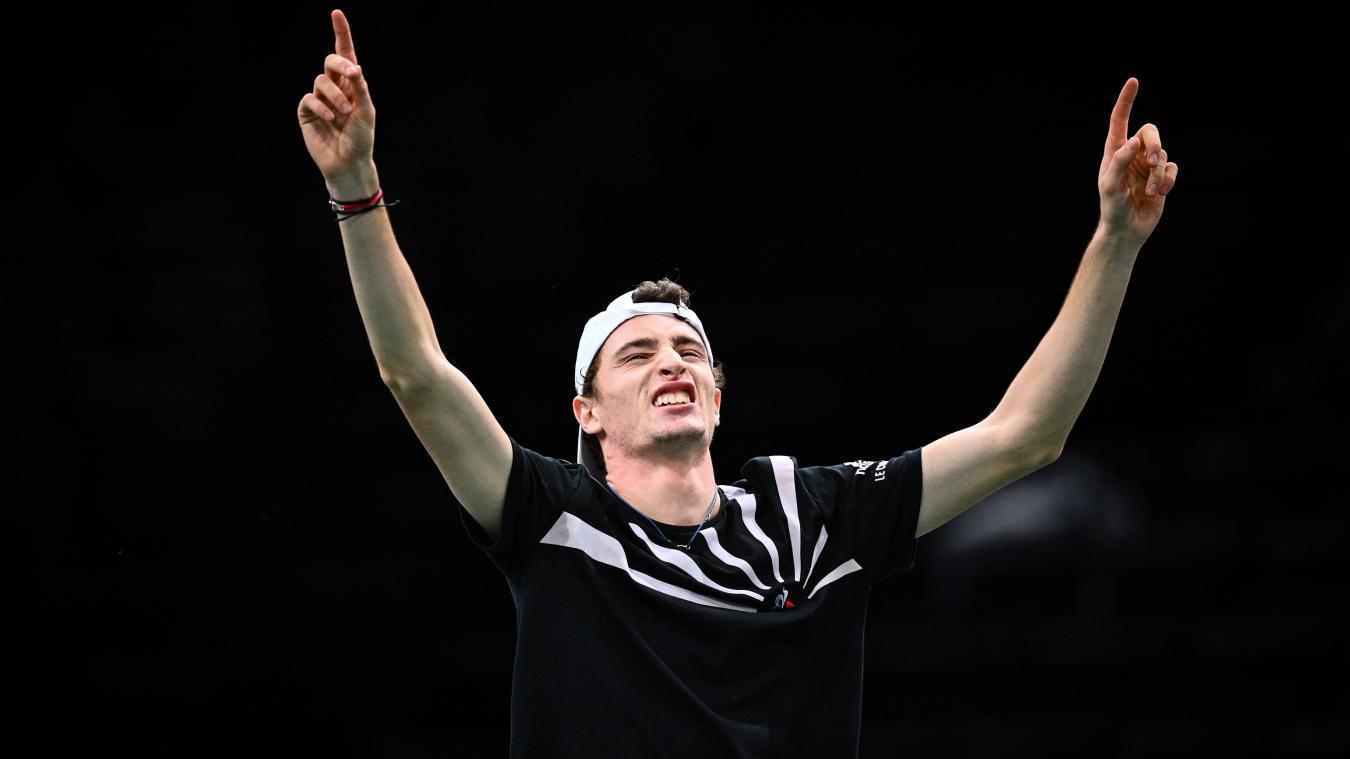 Humbert défie Tsitsipas - Fil Info - ATP - Tennis