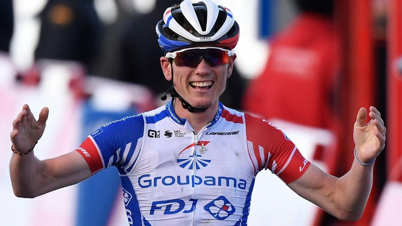 [Cyclisme] Gaudu s'impose, Roglic se fait peur
