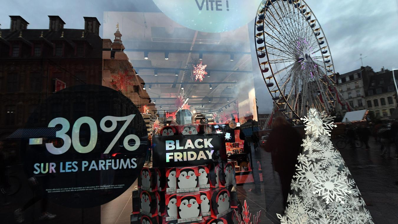 Une interdiction demandée par des fédérations de commerçants — Black Friday
