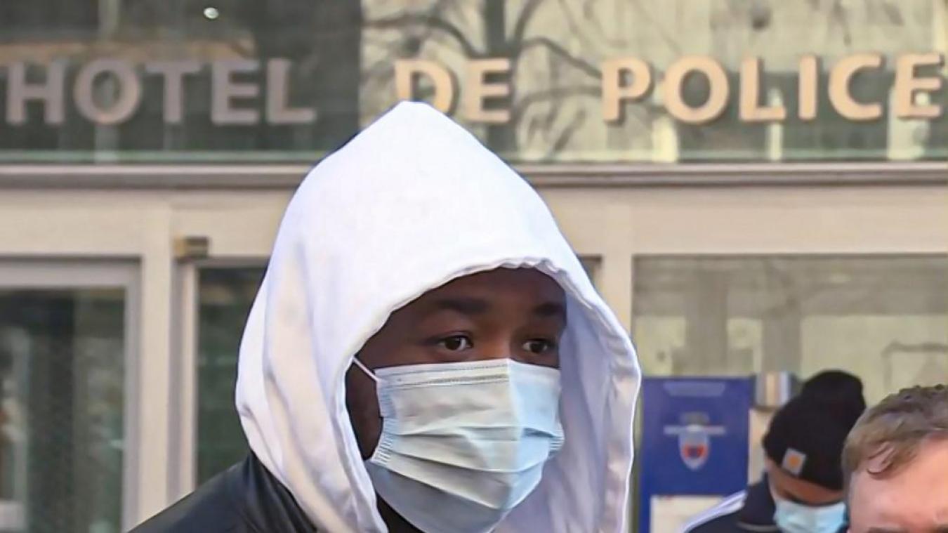 Antoine Griezmann interpelle Gérald Darmanin — Violences policières