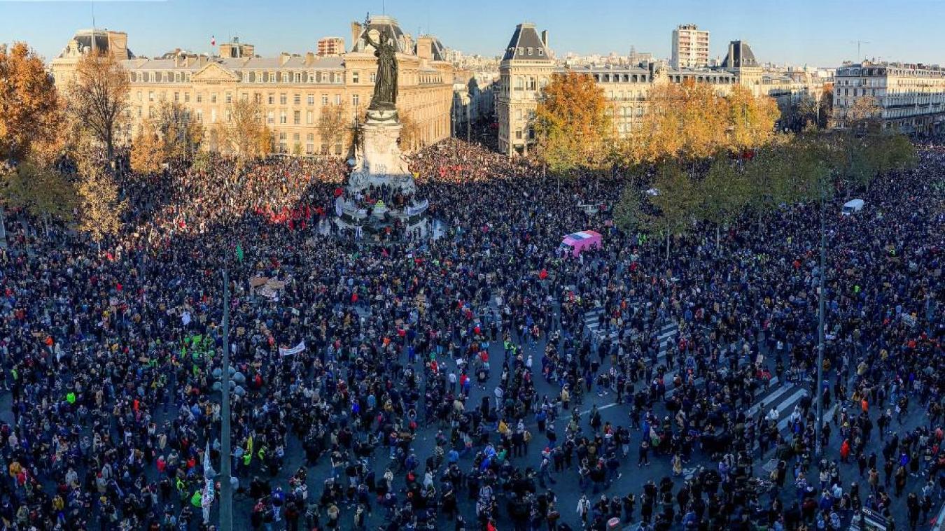 Manifestation annoncée en centre-ville de Caen samedi : une marche des libertés