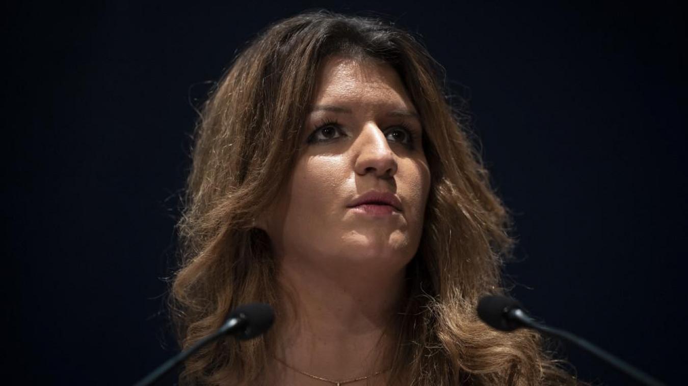 Marlène Schiappa recadrée à l'Assemblée nationale pour un retard de six minutes