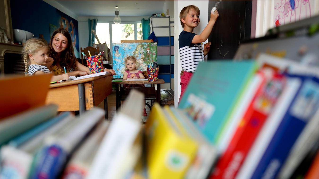 Séparatisme : le gouvernement va assouplir l'interdiction de l'instruction  à domicile
