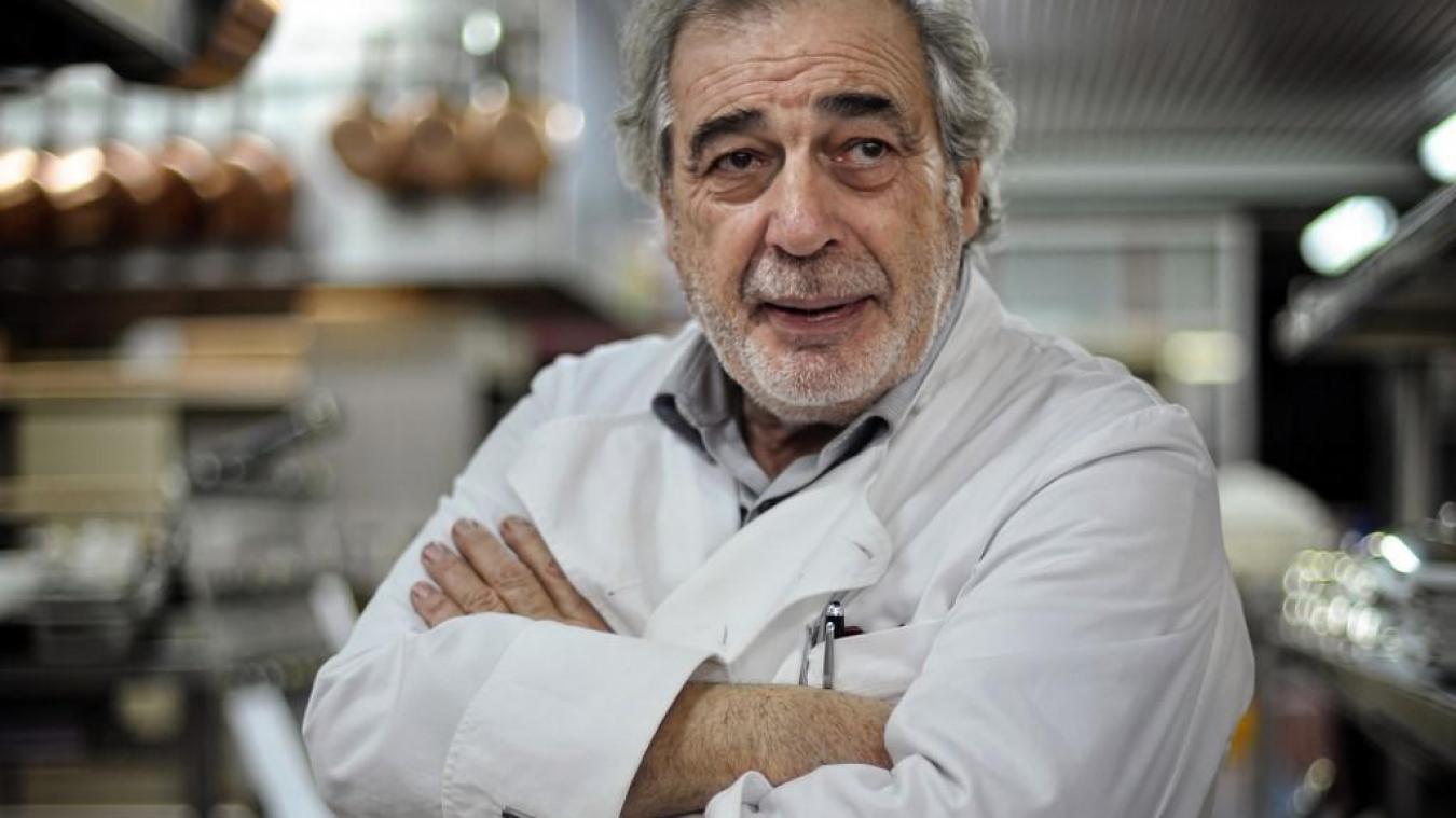 Marc Meneau, le célèbre chef triplement étoilé, est décédé — Triste nouvelle