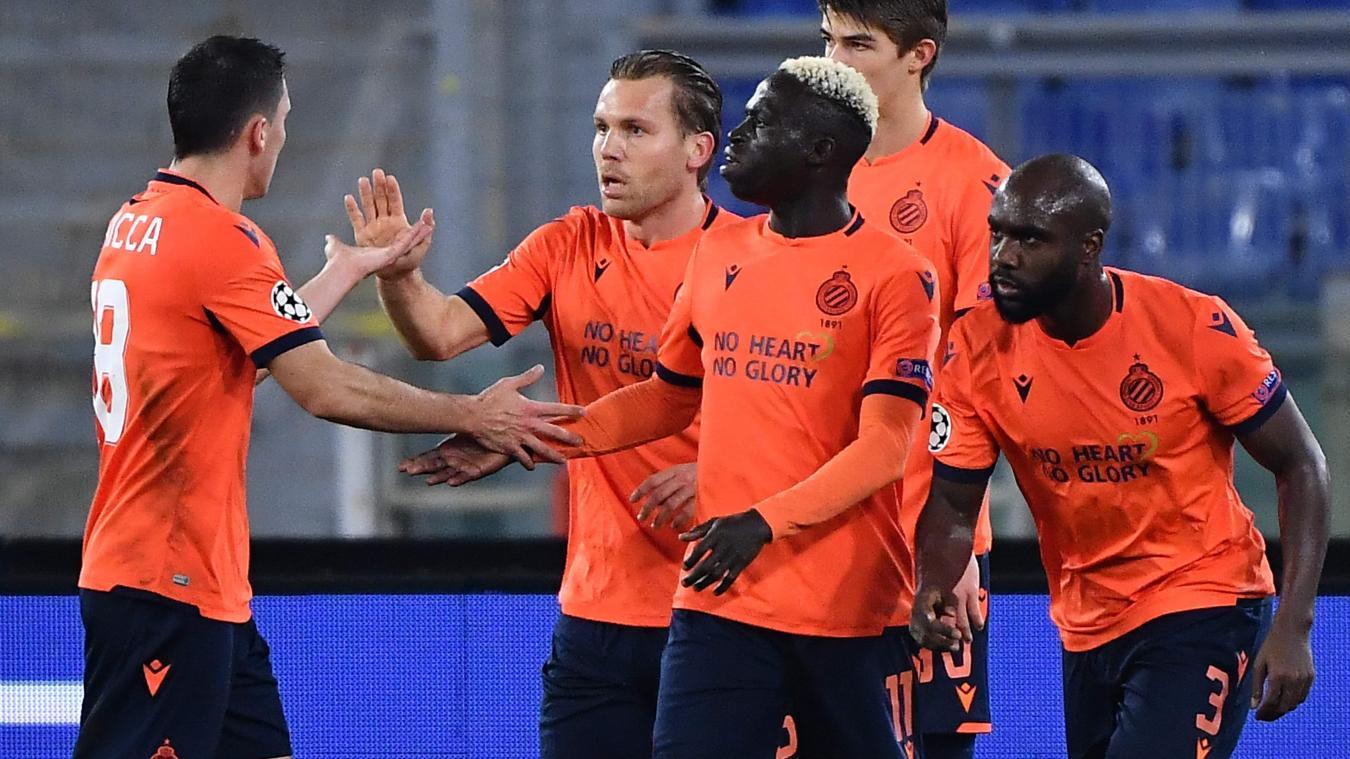 Les marocains qualifiés pour les 16èmes de finale — Ligue Europa