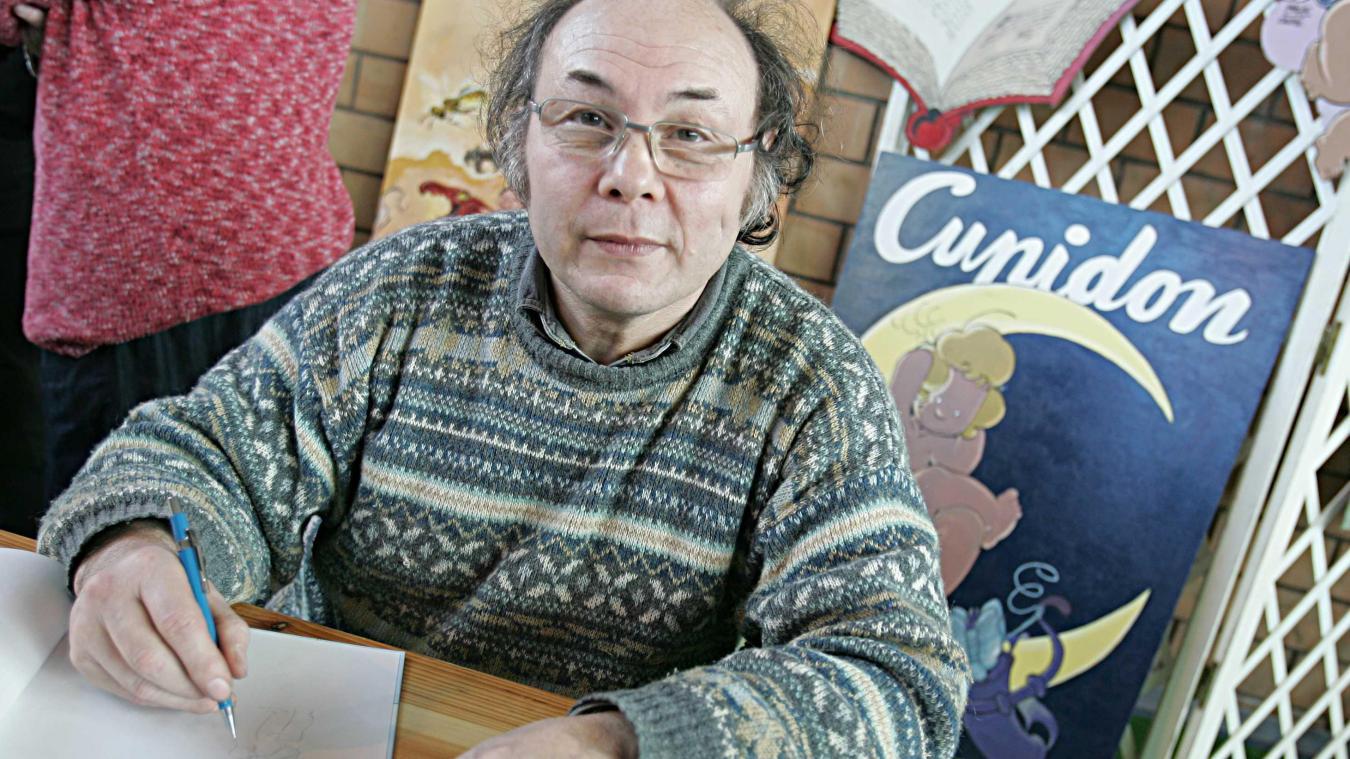 L'auteur de bande dessinée Malik décédé dans l'incendie de sa maison