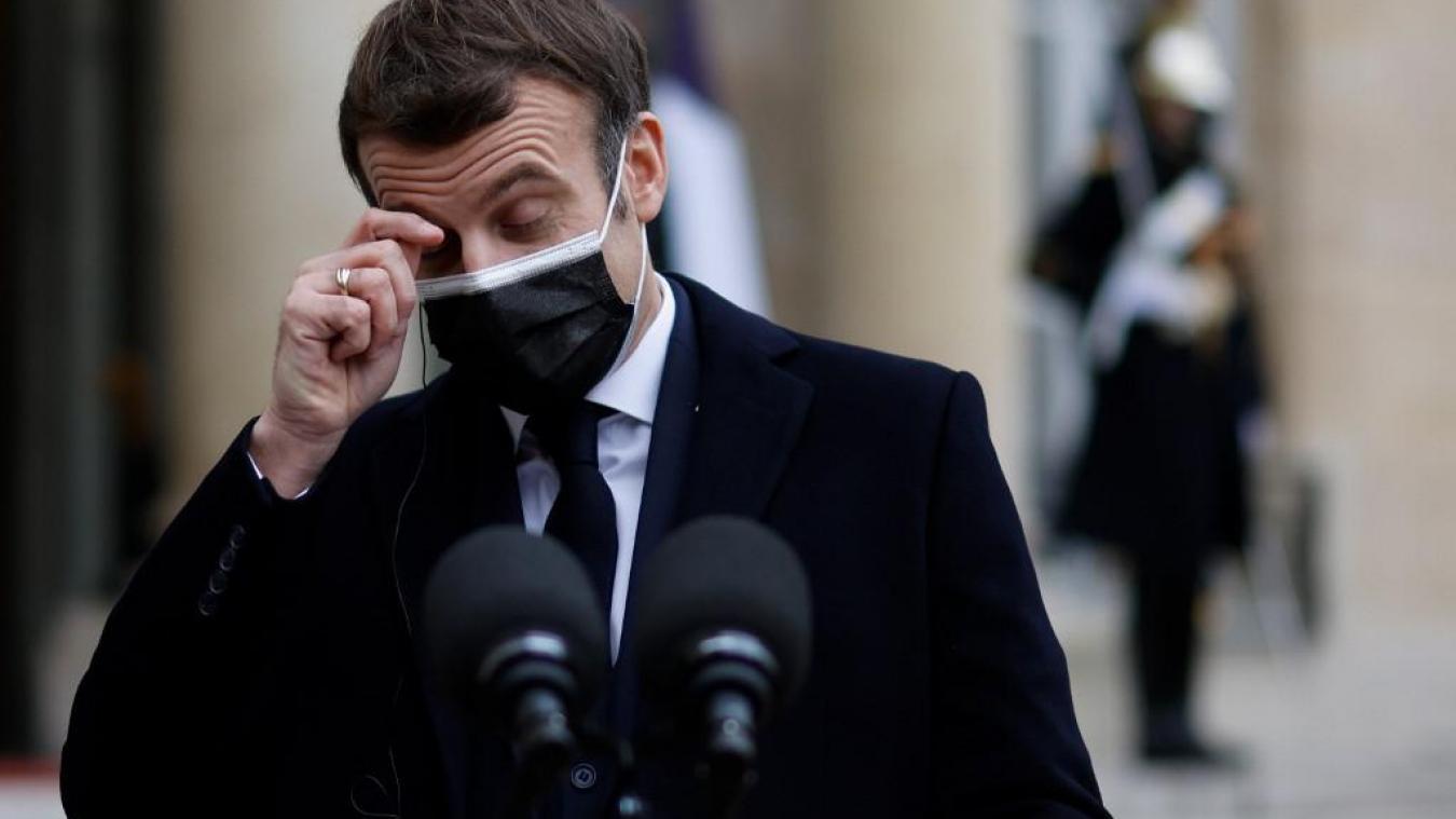Covid-19 : Emmanuel Macron diagnostiqué positif