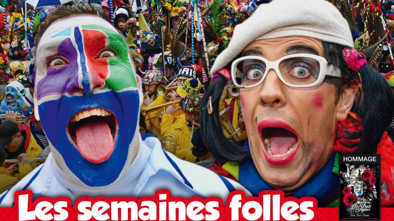 Calendrier Carnaval 2021 Dunkerque Dunkerque: un calendrier des Semaines folles du carnaval, malgré