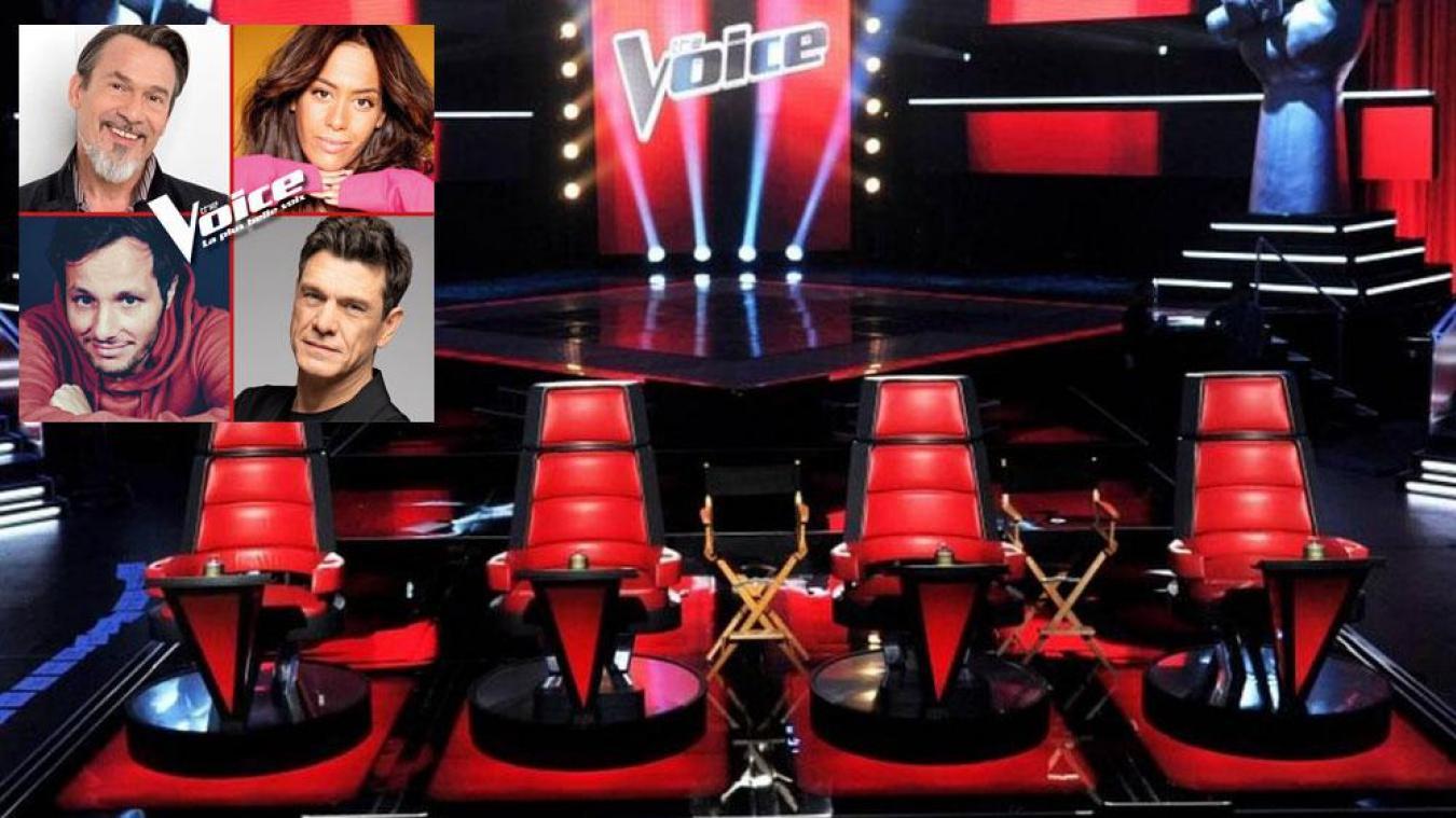 Coachs et épreuves, quelles nouveautés pour la saison 10 — The Voice