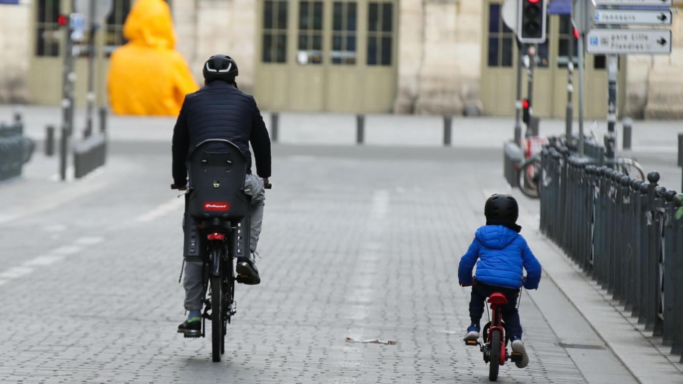 Le marquage devient obligatoire à partir du 1er janvier 2021 — Vélo