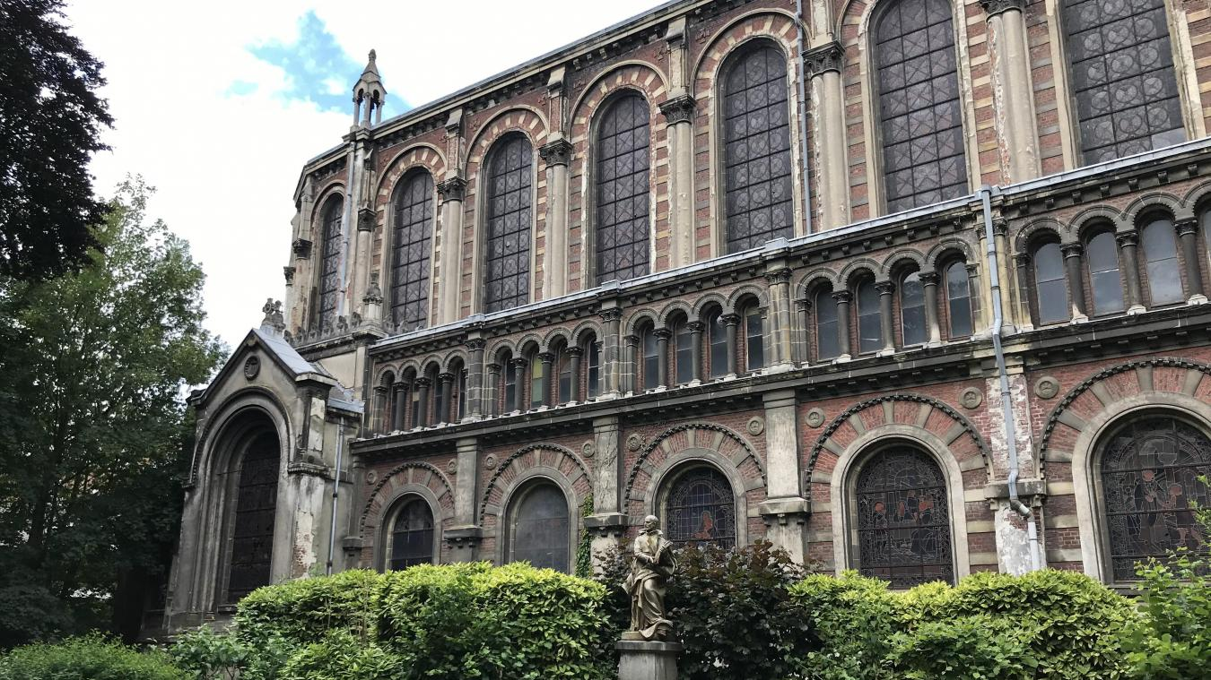 Lille: rien ne s'oppose plus à la destruction de la chapelle Saint-Joseph