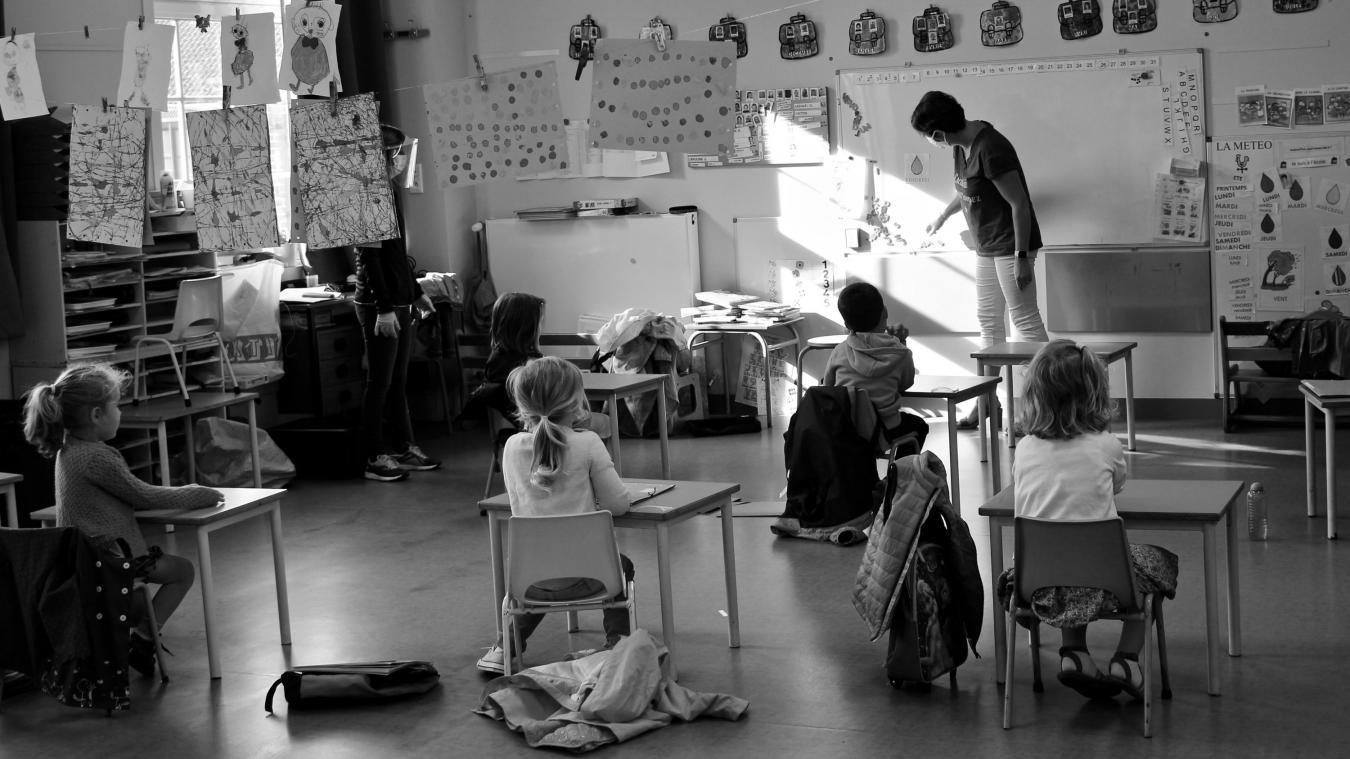 Calendrier Classe Exceptionnelle 2021 Steenvoorde : le retour en classe après le confinement immortalisé