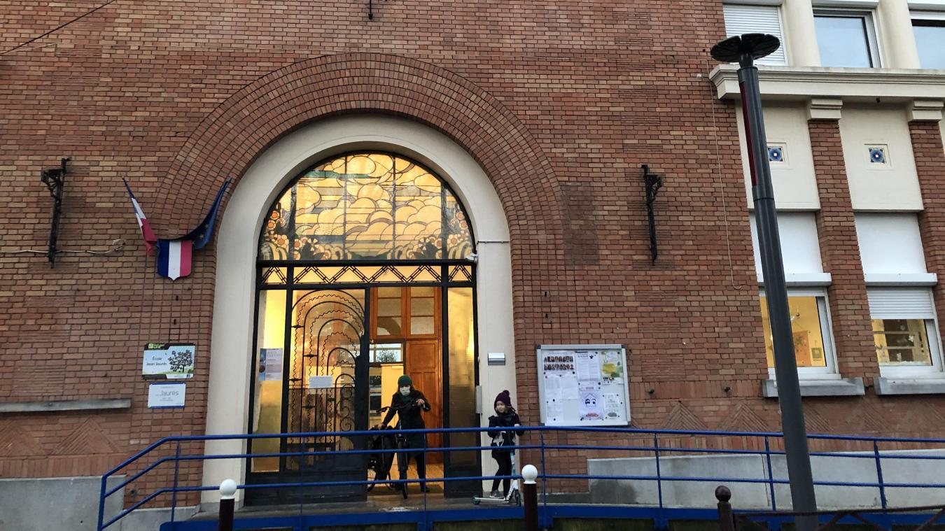 Hellemmes : l'école Jean-Jaurès « en état d'urgence »