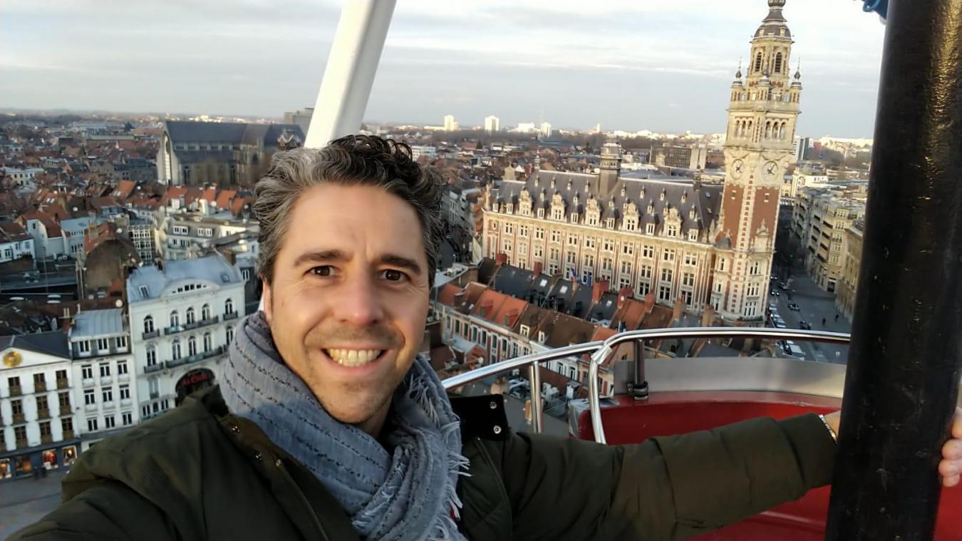 Lille: la Grande roue remballe lundi, sans avoir pu accueillir du public