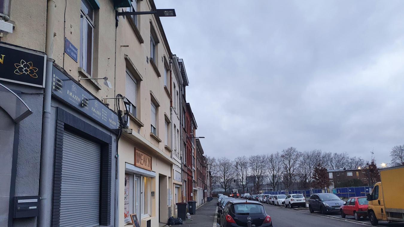 Le bar à chicha clandestin a été découvert boulevard de l'Usine dans le quartier de Fives.