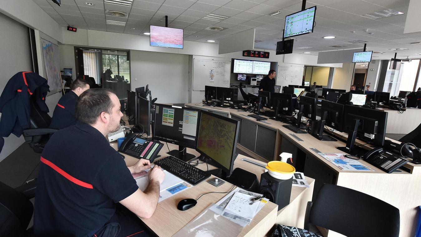 Les pompiers lancent un «18 vaccinations», pour la métropole, ce centre d'appels sera à Villeneuve-d'Ascq