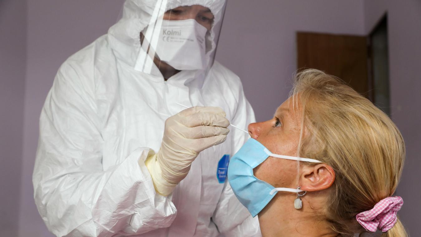 Avant le dépistage massif prévu à Douai, où en est l'épidémie de Covid dans le Douaisis? - La Voix du Nord