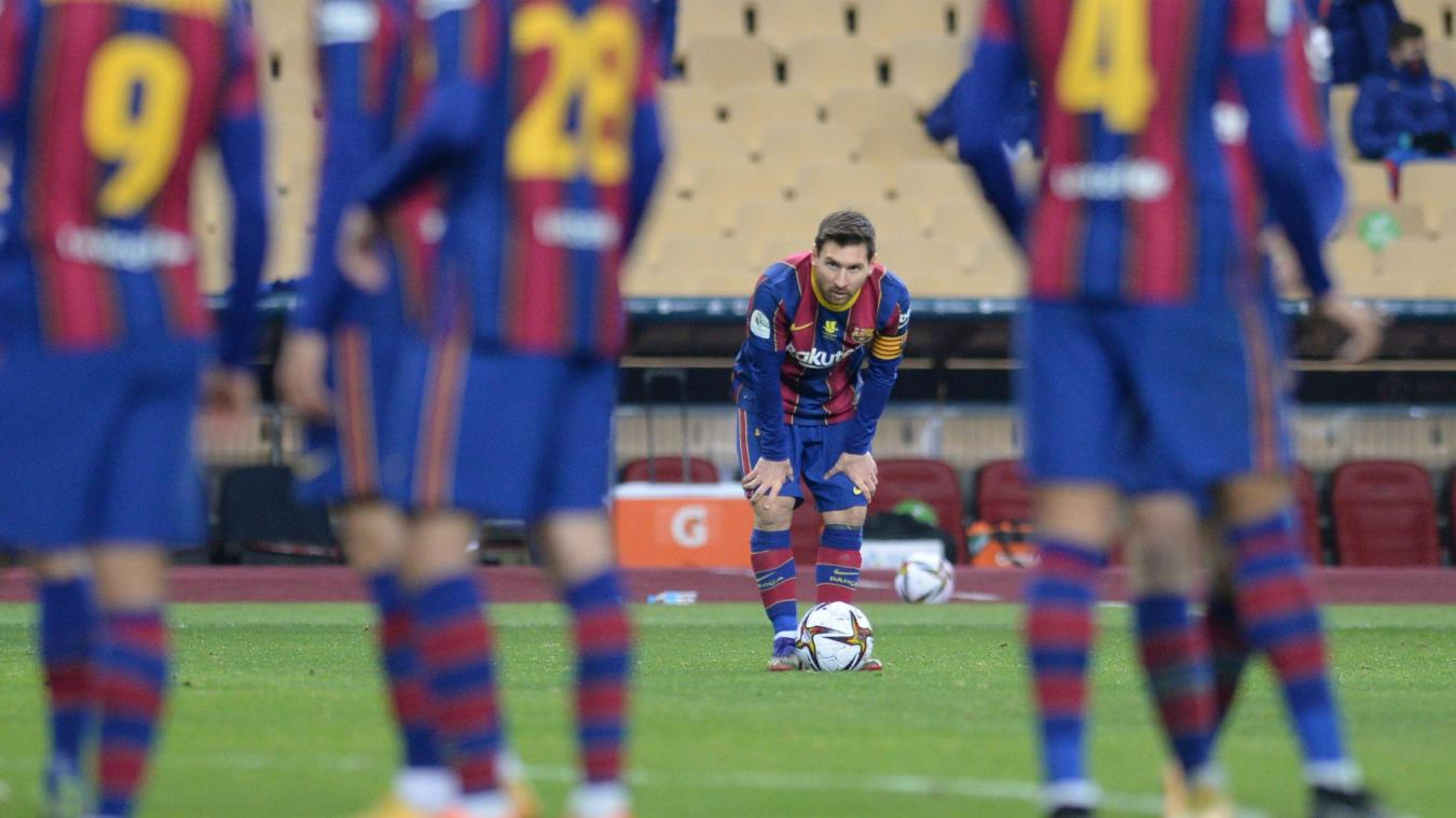 Messi, Pochettino refuse de se mouiller — PSG