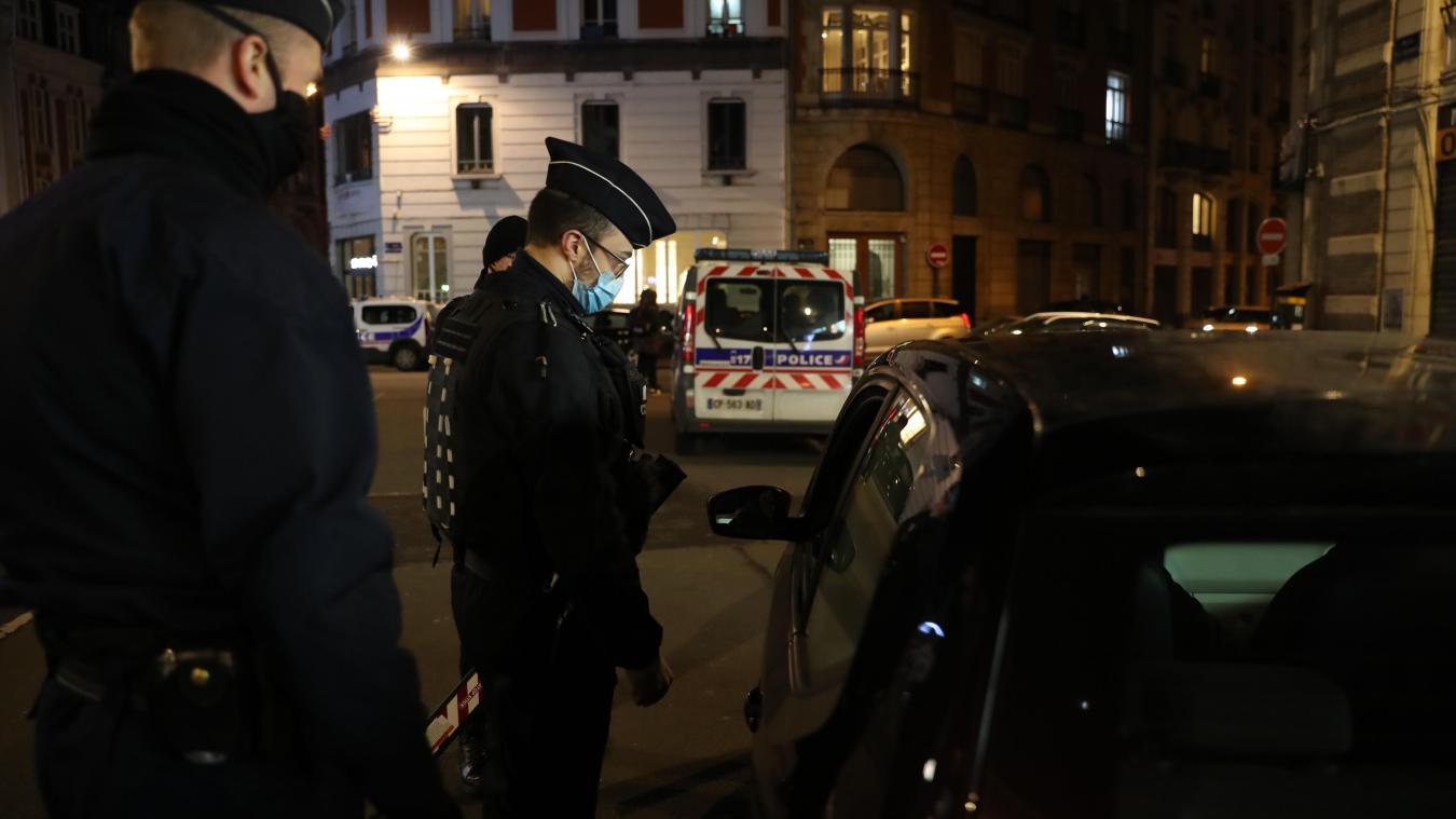 Lille: Des contrôles presque partout sur le couvre-feu de 18 h, ce vendredi soir
