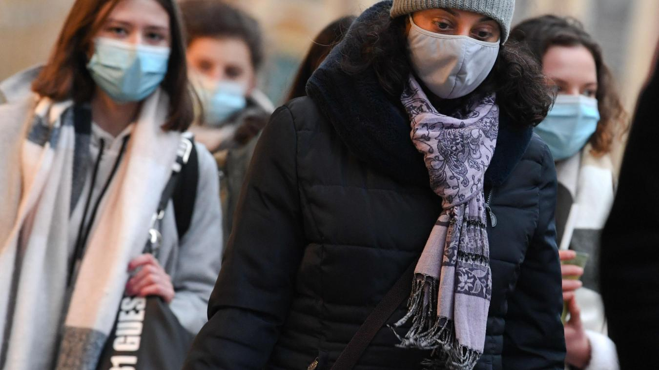 Les masques en tissu sont toujours aussi efficaces selon l'OMS — Coronavirus