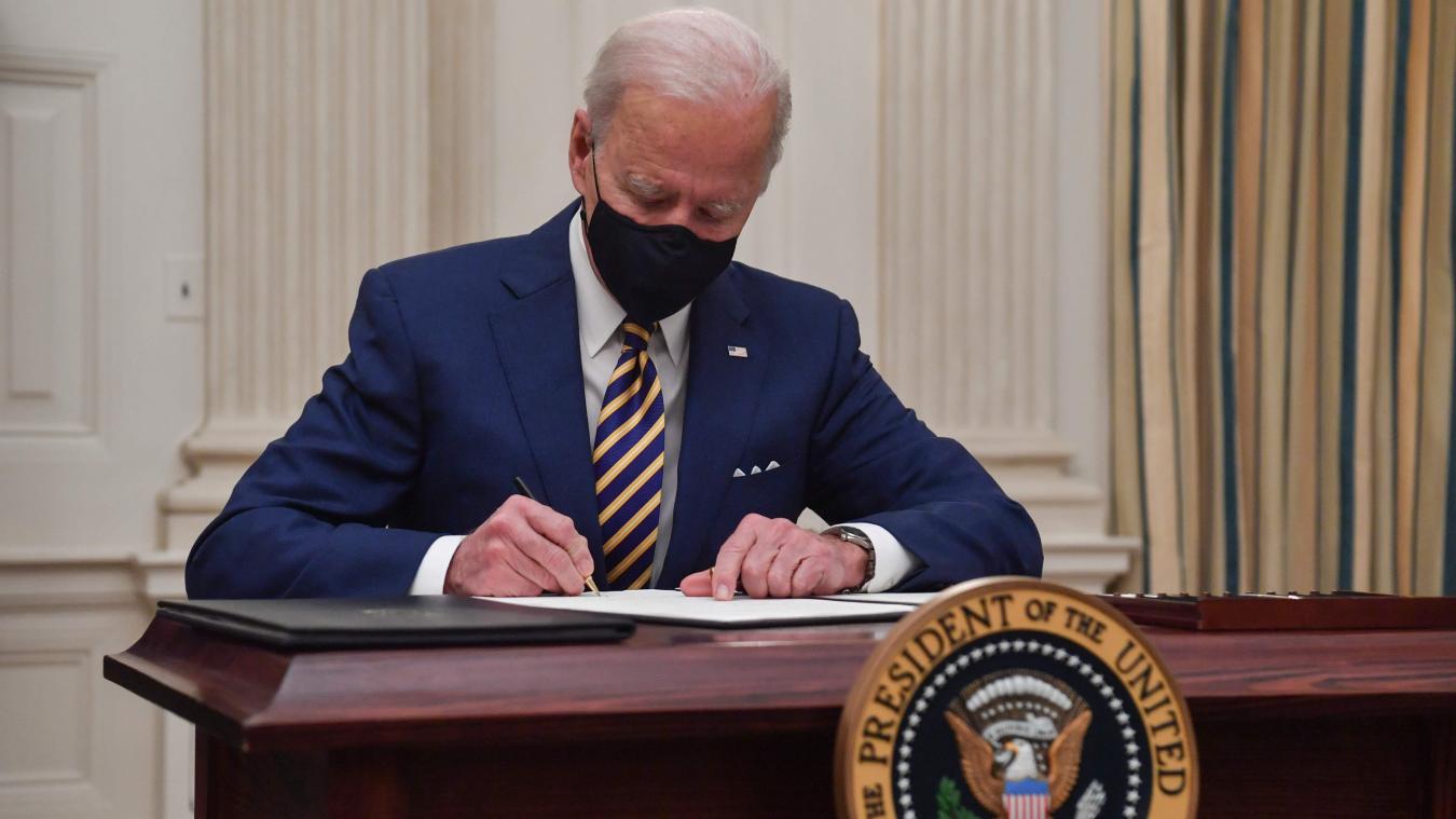 Premier revers judiciaire pour Joe Biden — USA