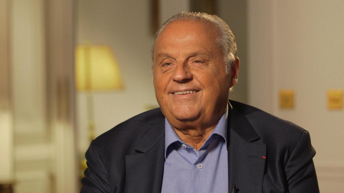 Gérard Louvin, producteur de télévision, accusé d'inceste par son neveu