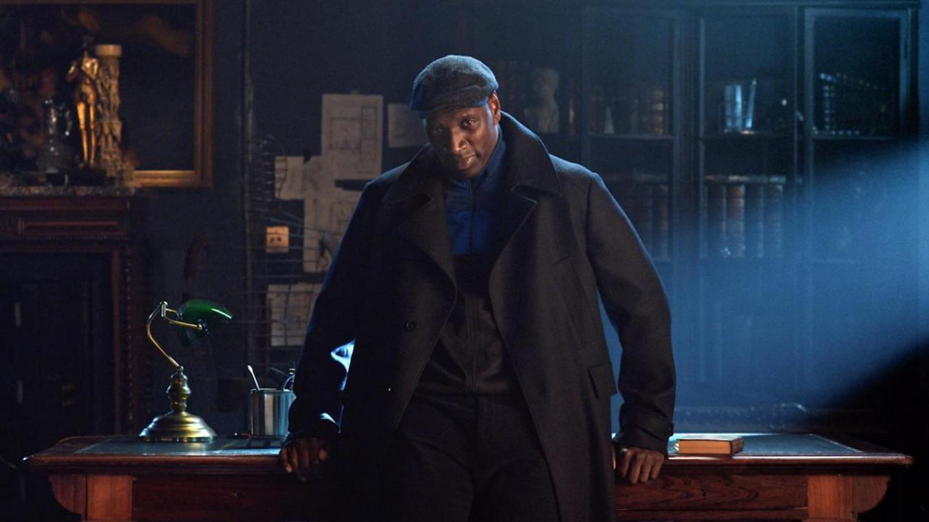 La série Lupin avec Omar Sy de retour cet été sur Netflix