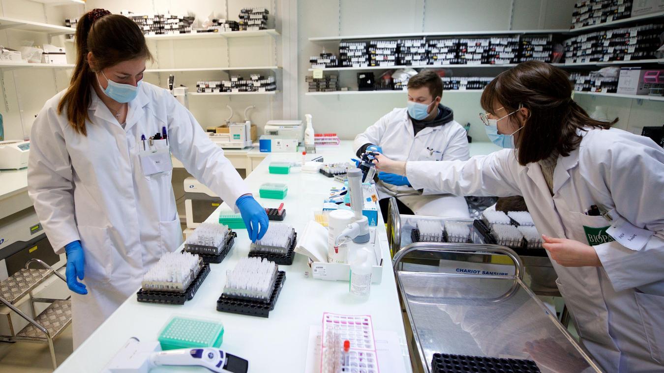 Coronavirus: Nord et Pas-de-Calais affichent toujours l'un des plus hauts taux d'incidence en France - La Voix du Nord