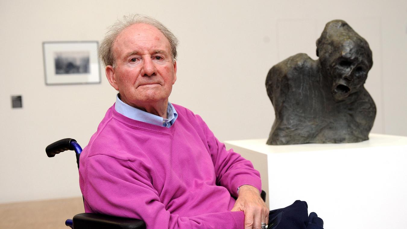 Figure de la sculpture dans le Nord-Pas-de-Calais, Jean Roulland est décédé - La Voix du Nord