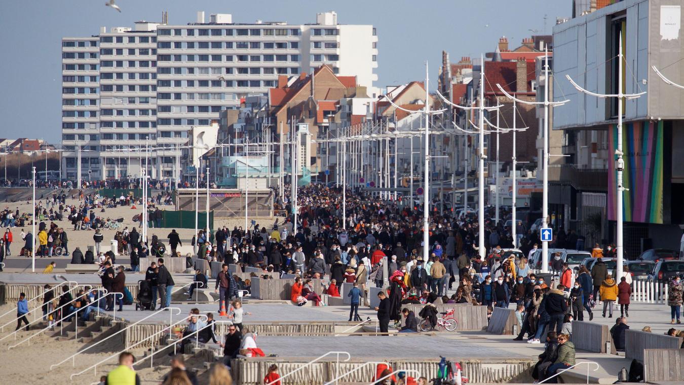 Confinement : avec un taux d'incidence de 901 cas pour 100 000 habitants, Dunkerque confiné après Nice ? - La Voix du Nord