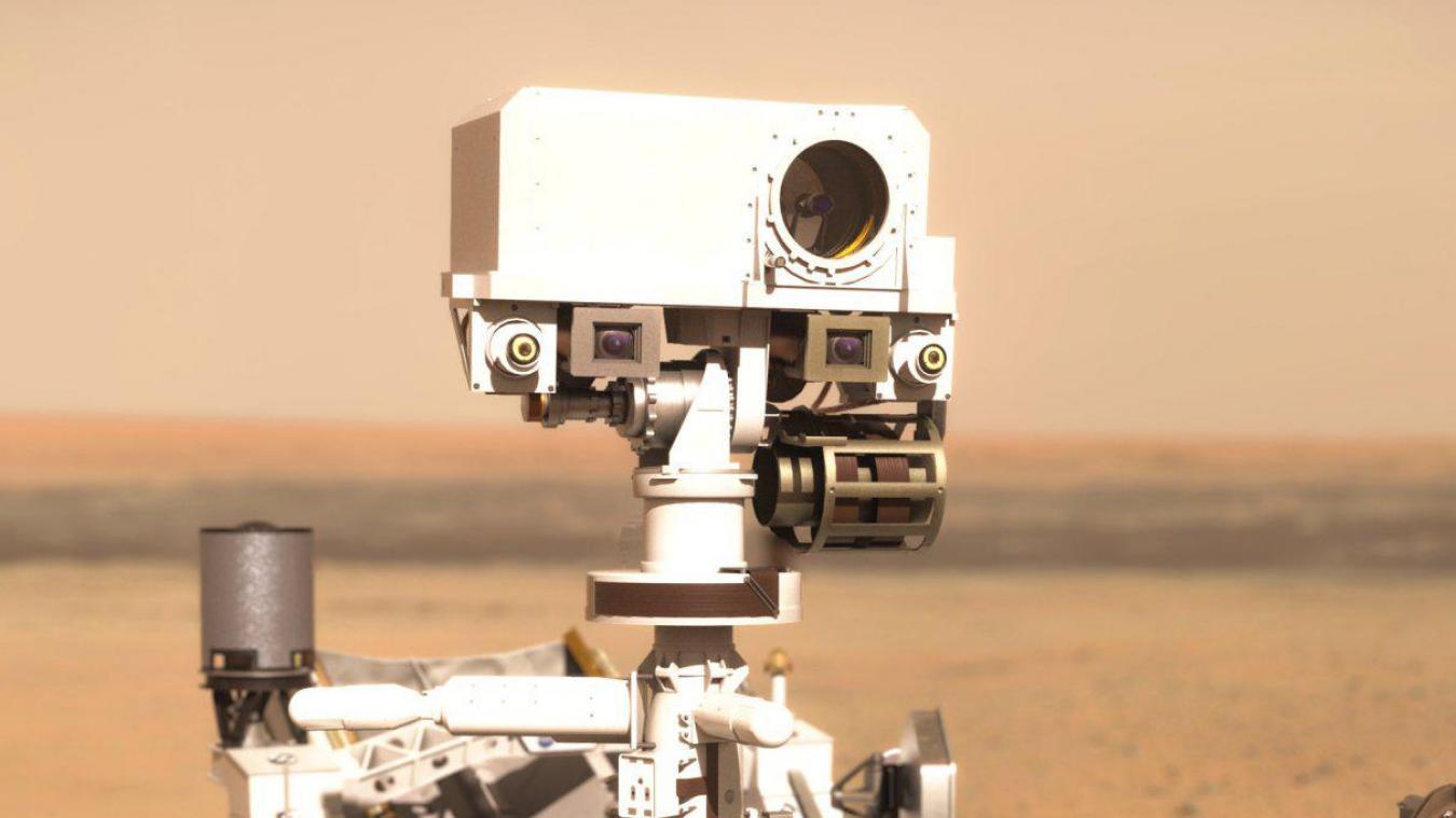 Perseverance : comment a-t-on pu capter des bruits sur Mars alors qu'il n'y a pas de son dans l'espace? - La Voix du Nord