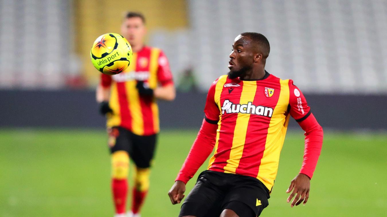 L'attaquant du RC Lens n'a qu'une hâte: retrouver les terrains pour aider son équipe. Photo archives Ludovic Maillard