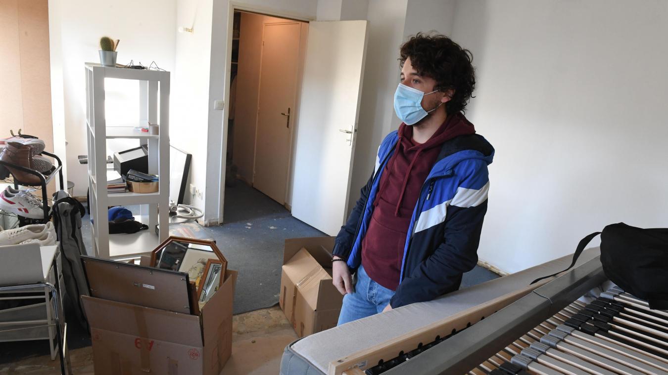 Logement insalubre à Lille: les chasses d'eau des voisins arrivaient dans son salon