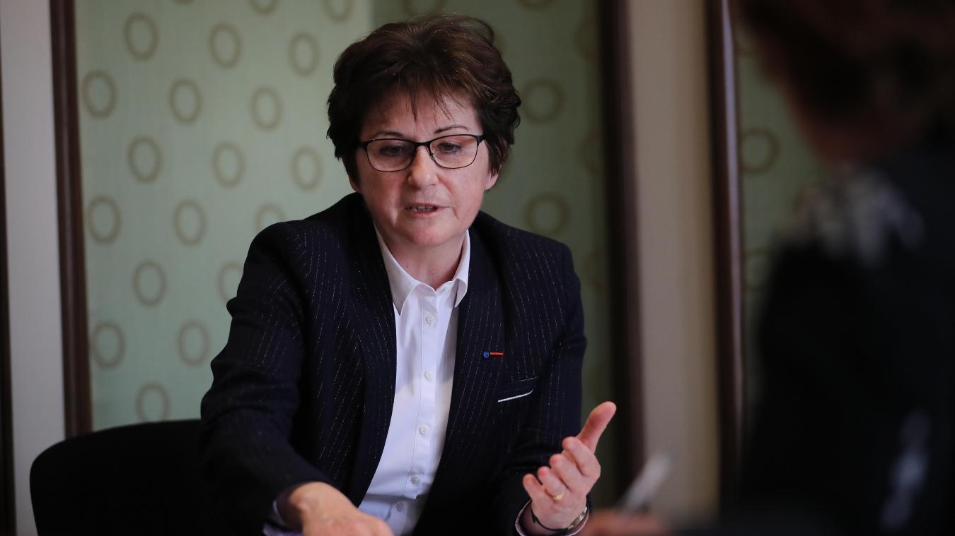 Violences urbaines: «On ne peut pas toujours avoir de solutions immédiates», assume la procureure de la République
