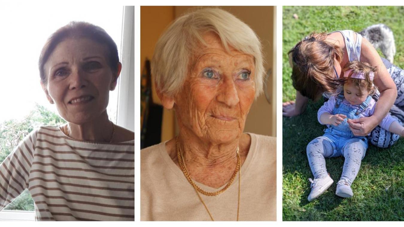 Lille: rencontre avec trois super-mamies à l'occasion de la Fête des grands-mères