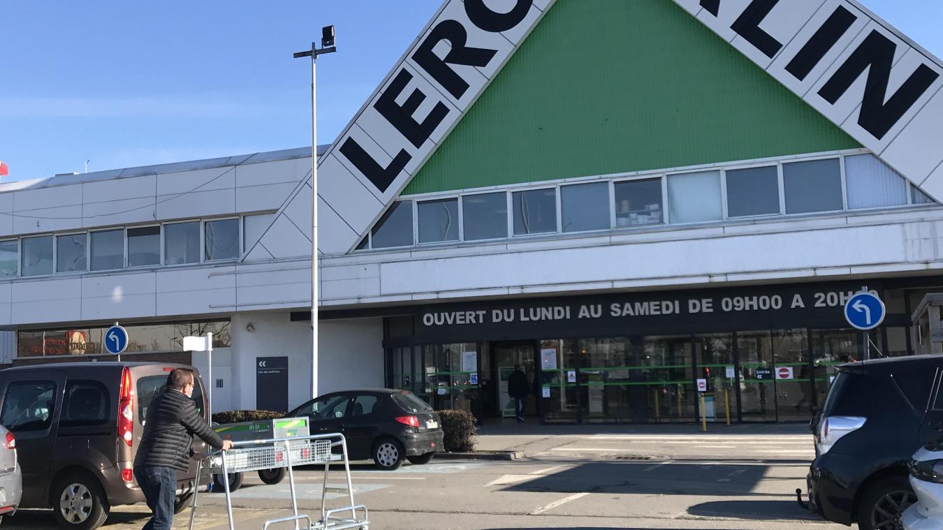 Pourquoi seuls les magasins Leroy Merlin de V2 et Lesquin restent ouverts ? - La Voix du Nord