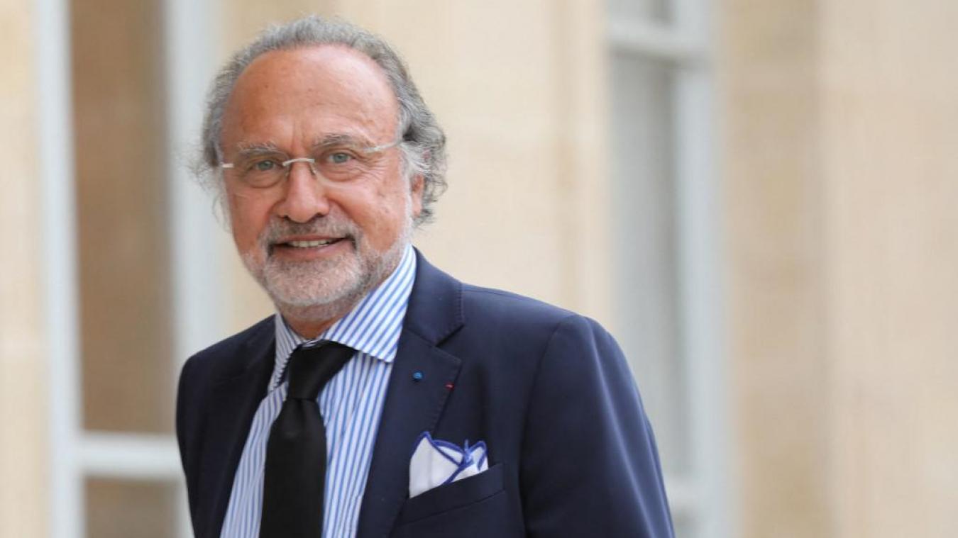 Mort d'Olivier Dassault, député LR et l'une des premières fortunes françaises