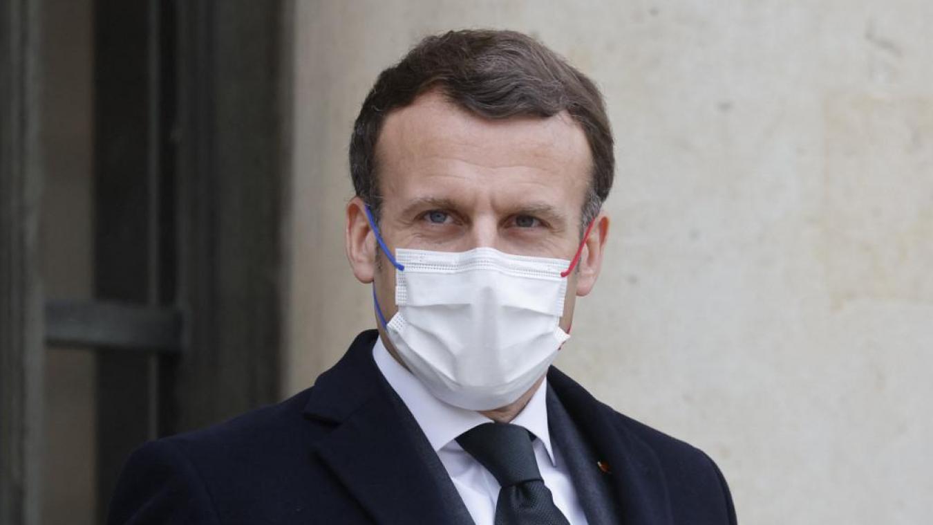 Le président de la République a été enregistré à son insu mercredi par un maire lors d'une discussion dans laquelle il semble rejeter un confinement de l'Ile-de-France