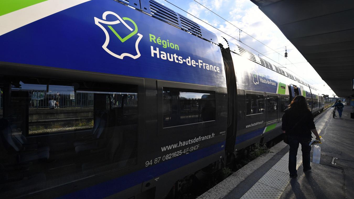 TER Arras - Amiens : le trafic est interrompu