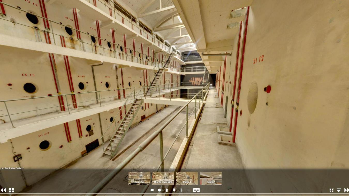 Wormhout immersion virtuelle dans les lieux fermés au public avec Panoviews