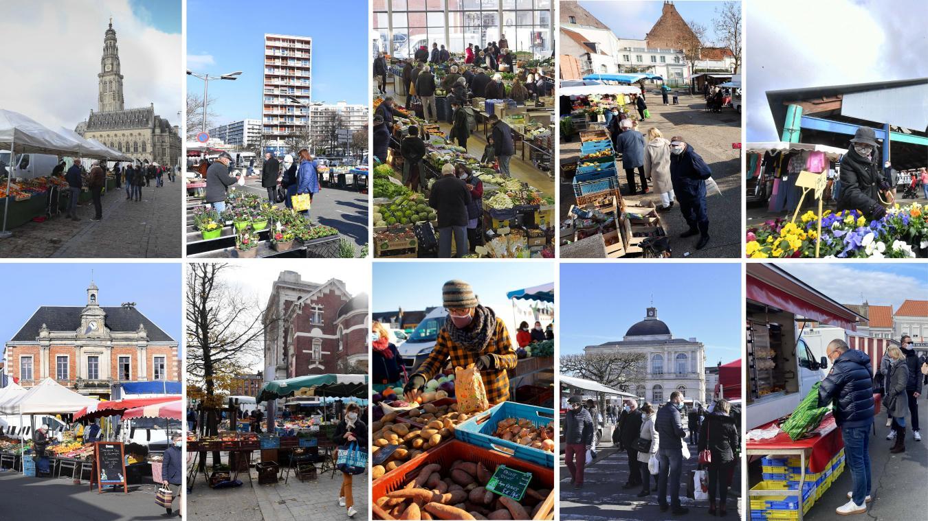 «Votre plus beau marché» du Nord - Pas-de-Calais : vous avez jusqu'à mercredi pour voter!