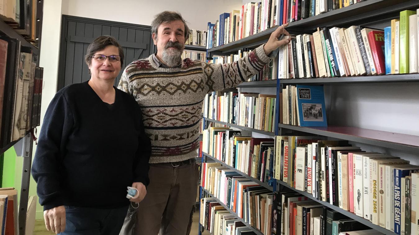 Privés de marchés, des bouquinistes ouvrent une librairie d'occasion à Tourcoing