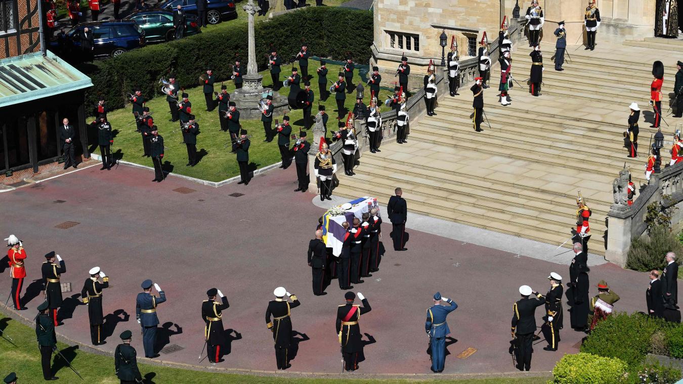 Obsèques du Prince Philip: les moments forts de la cérémonie