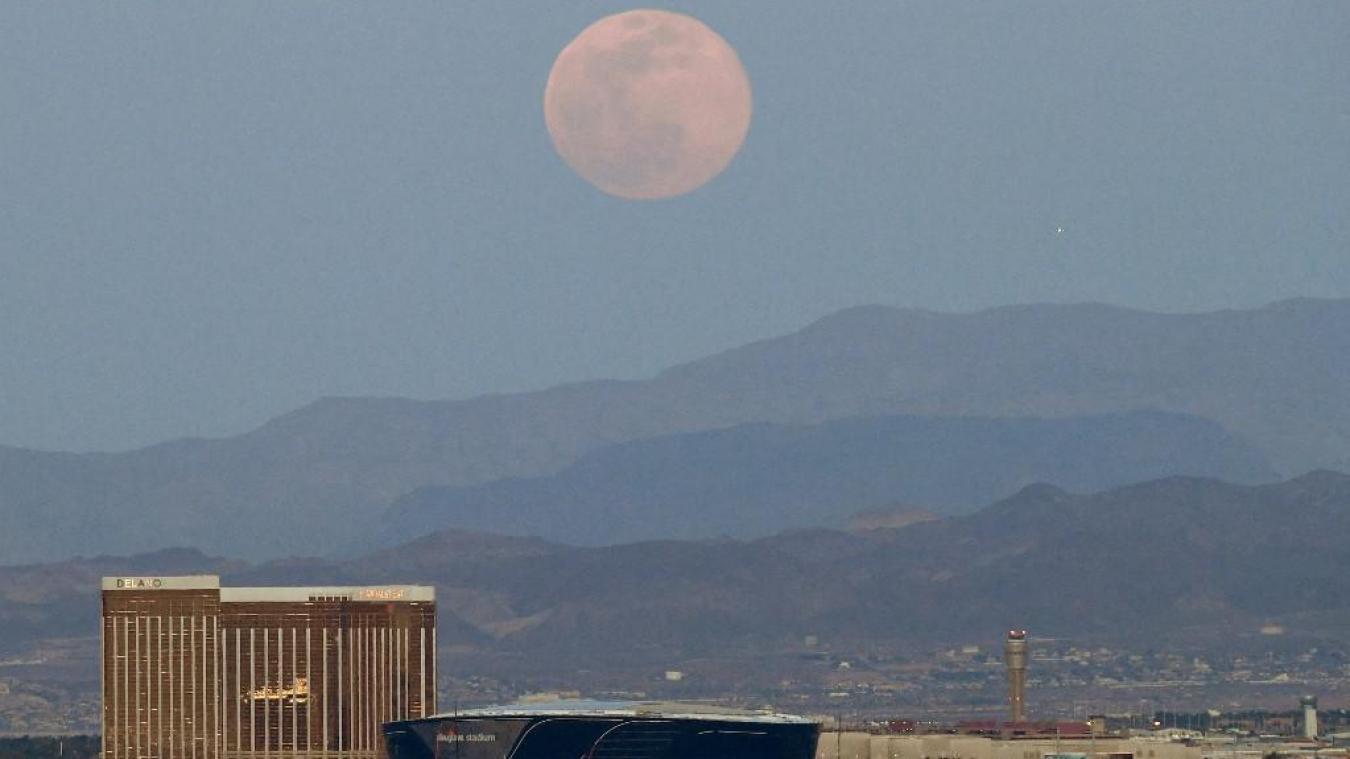 Calendrier Lune Avril 2022 Une « Super Lune rose » sera visible dans le ciel la nuit du 26 au