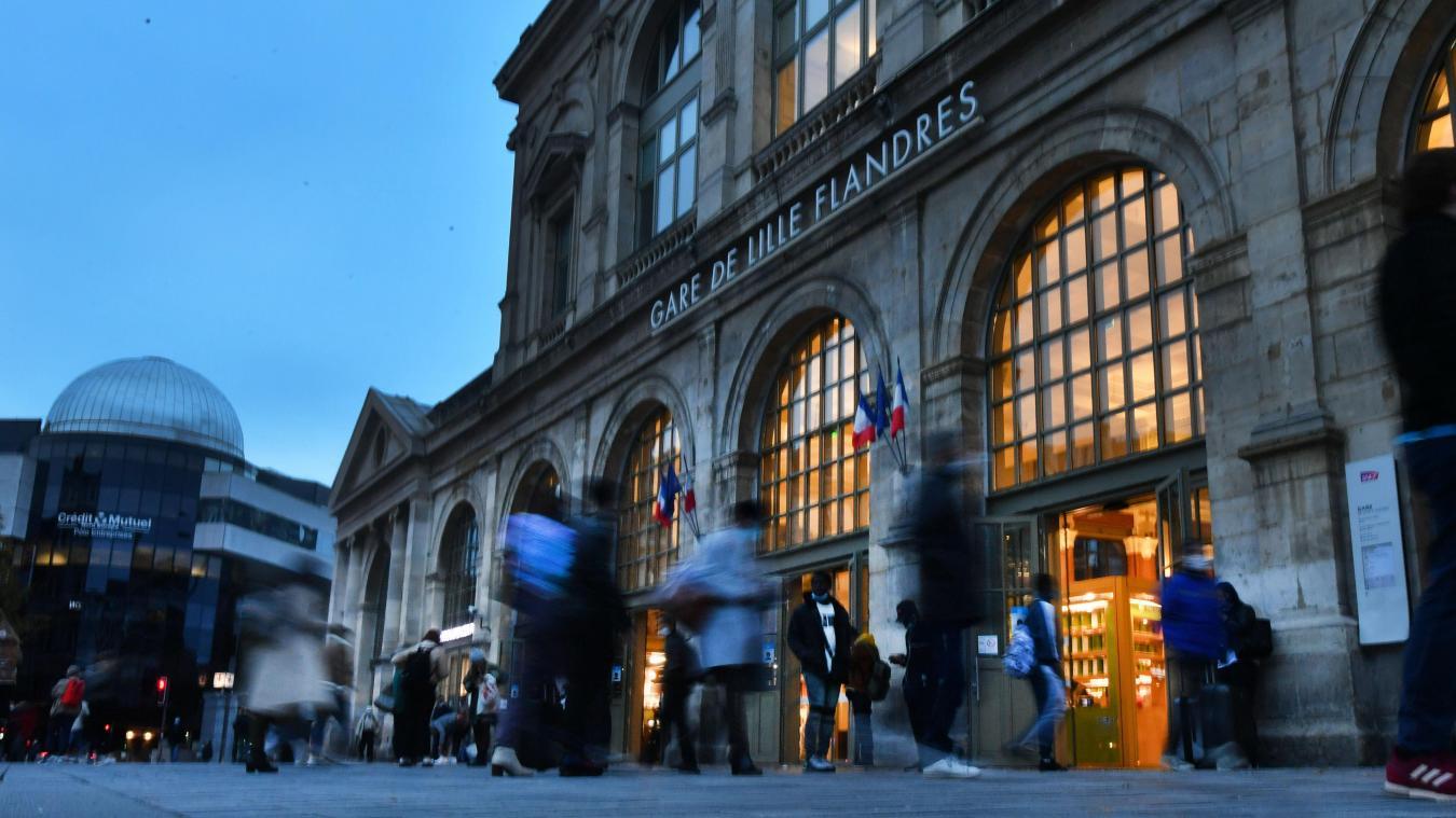 Lille : l'auteur d'un vol dans le métro intercepté à la gare