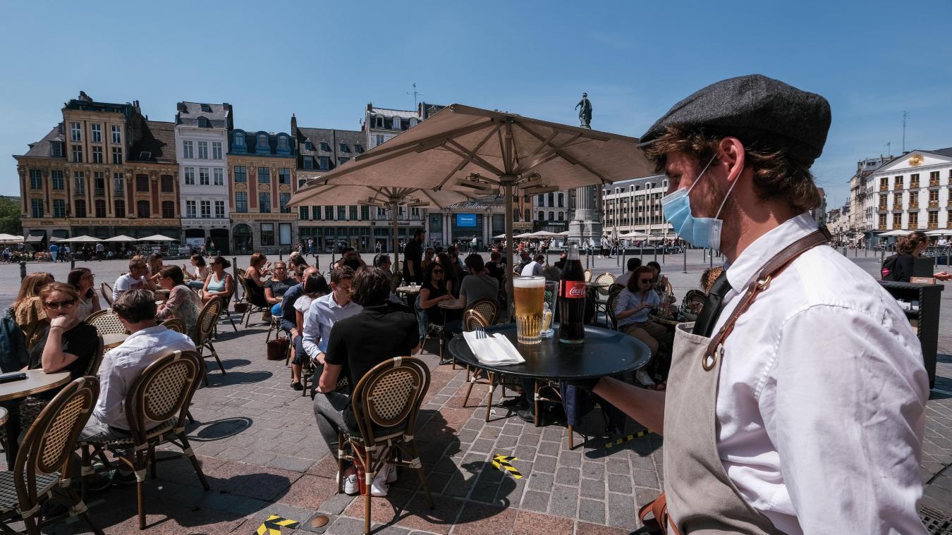 Lille: quel scénario pour la réouverture attendue des terrasses?