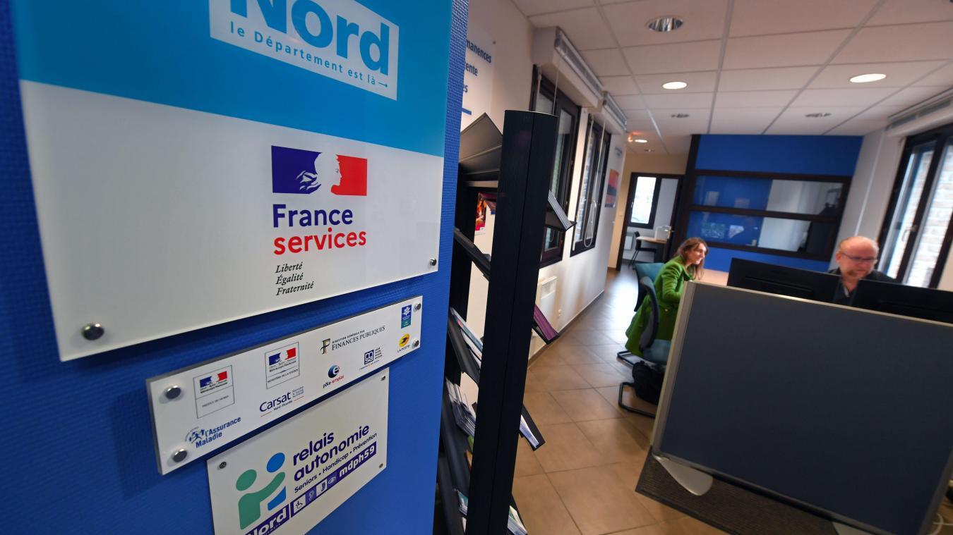 Carsat Calendrier 2022 Fourmies : une Maison France Services va ouvrir ses portes en 2022