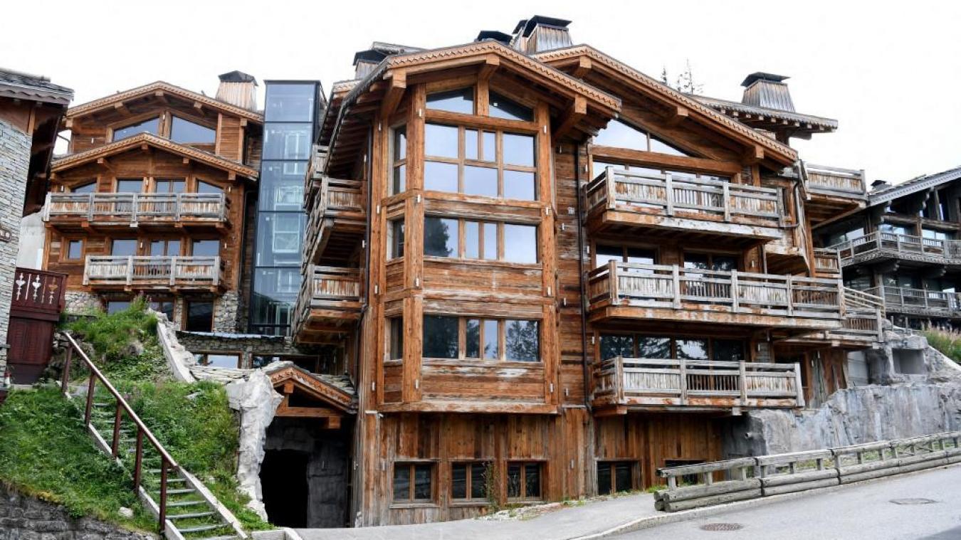 Un chalet de luxe, à l'abandon à Courchevel, racheté pour 24 millions d'euros