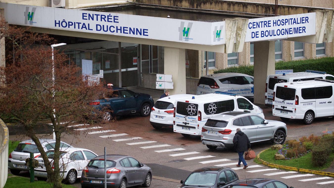 Covid-19 : trois patients en réanimation à l'hôpital de Boulogne