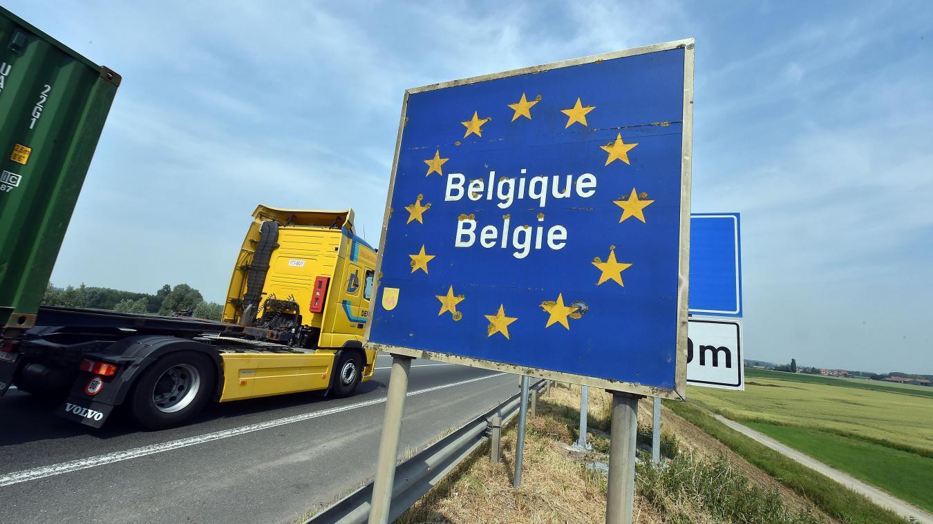 Déconfinement : est-il désormais possible de transiter par la Belgique?